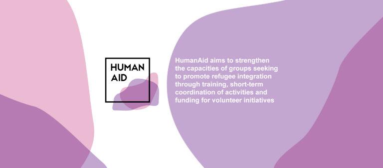 HUMAN AID + Kultūros prieinamumo didinimo programa