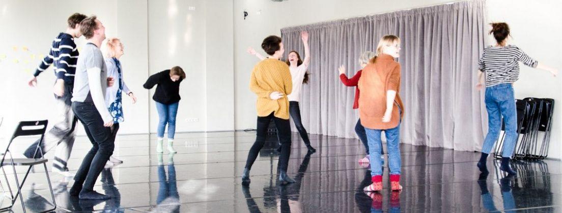 Vilniaus vasaros teatro mokykla profesionalams
