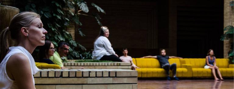 Interaktyvaus ir taikomojo teatro mokymai profesionalams
