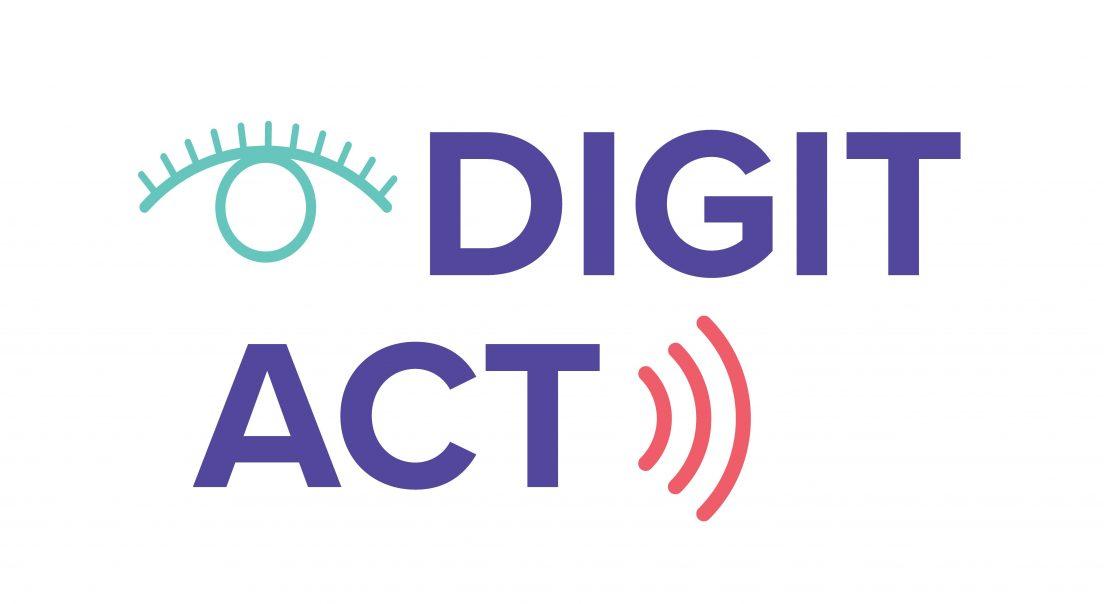 """Tarptautinis skaitmeninių įgūdžių jauniesiems scenos menininkams projektas """"DigitACT"""""""
